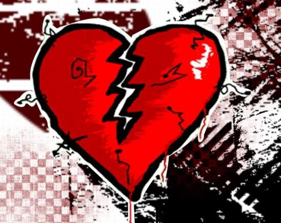 poemas de corazon roto. El amor sí tiene palabras