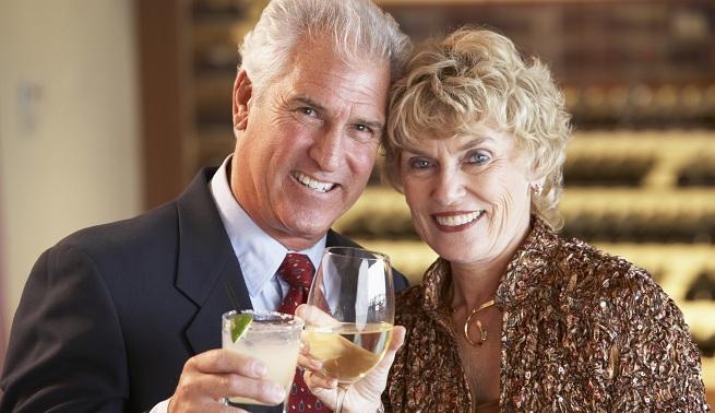 Imágenes de parejas mayores