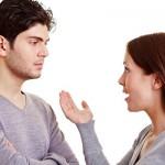 Cinco errores habituales en una discusión de pareja