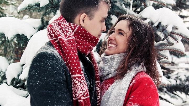pareja-nieve