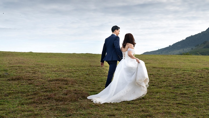 pareja-de-boda-en-el-campo