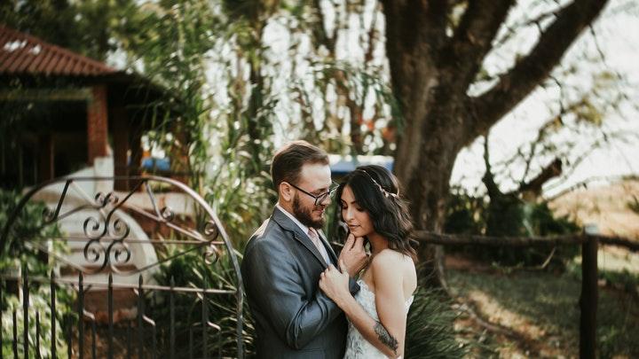 pareja-en-la-boda